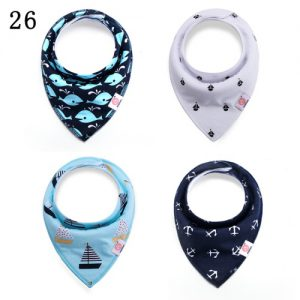 Set of 4 Bibs Ship