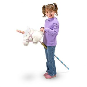 Prance and Play Stick Unicorn