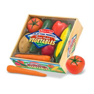 Play Time Vegetables