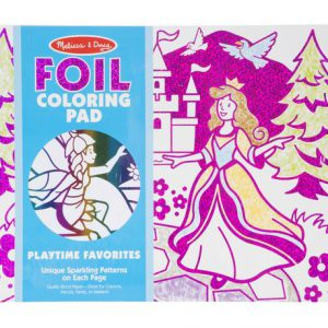 Foil Colouring Pad – Playtime Favourities