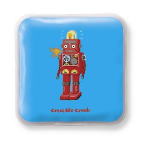 Robot Ice Pack Set of Two