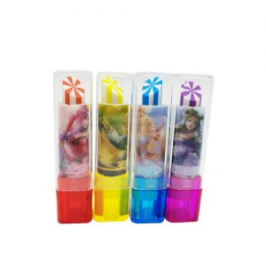 Lipstick Erasers Set of 4