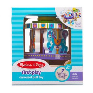 Carousel Pull Toy