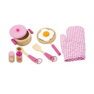 Cooking Tool Set – Pink