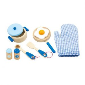 Cooking Tool Set – Blue