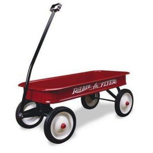 Ranger Wagon Radio Flyer
