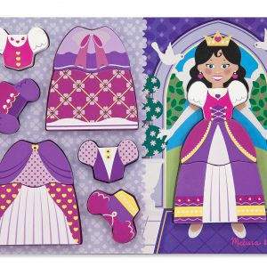 Ballerina Dress Up Chunky Puzzle