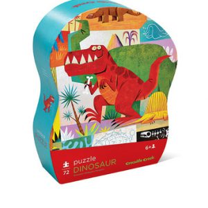 Dinosaur 72 pc Learn 'n Play Puzzle