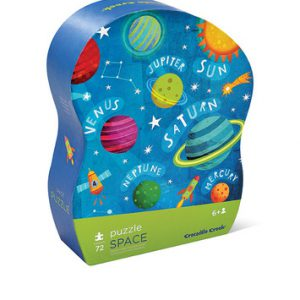 Space 72 pc Learn 'n Play Puzzle
