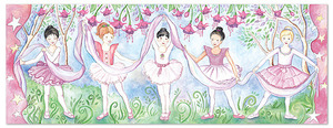 Bella Ballerina Floor Puzzle 48pc