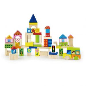 75 pc Block Set- City