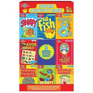 Sure Super Activity Pack-8 pack card set