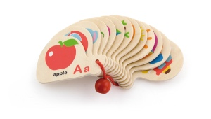 Mini Book – Learning Alphabet 12pcs/display