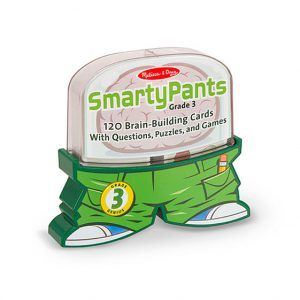 Smarty Pants- 3rd Grade Card Set