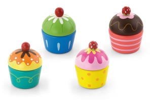 Playing Food – Cup Cake