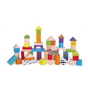 50 pcs Colourful Block Set