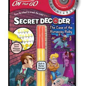 Runaway Ruby Secret Decoder Set