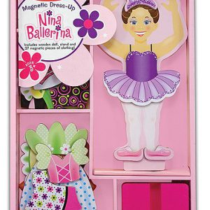 Nina Ballerina Magnetic Dress Up