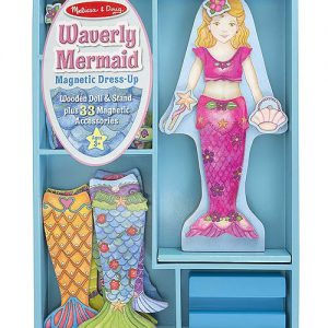 Waverly Mermaid Magnetic Dress Up