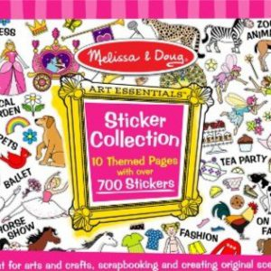 Sticker Collection Pink