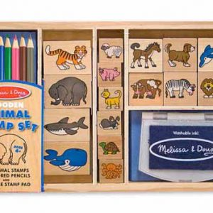 Animal Stamp Pad