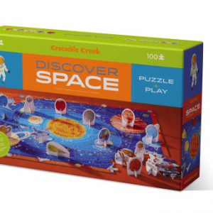 100 Pc Puzzle Discover Space