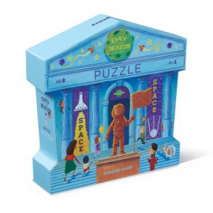 48 PC Museum Shaped Space Puzzle