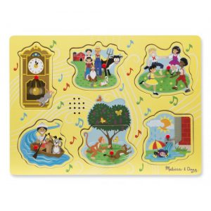 Nursery Rhymes 1 Sound Puzzle