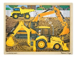 Construction Jigsaw (24pc)