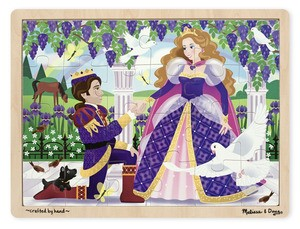 Princess Jigsaw 24PC