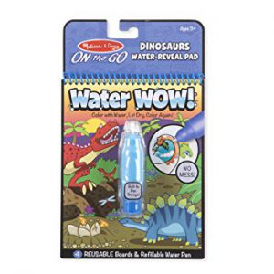 Water Wow Dinosaur