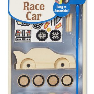 Race Car Party Favour