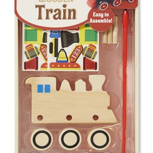 Train Party Favour