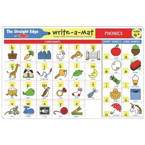 Phonics Write a Mat