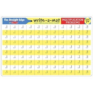 Multiplication Write a Mat