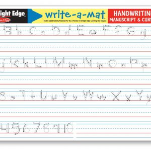 Handwriting Write a Mat