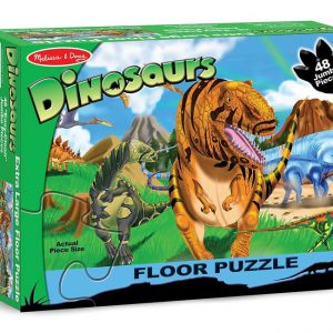 Land Of the Dinosaurs 48pc