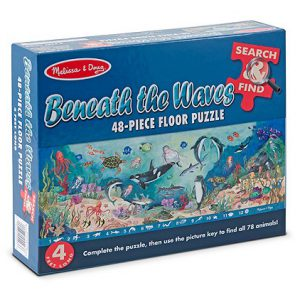 Search and Find Beneath the Waves 48pc
