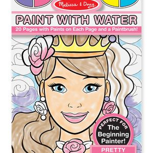 Paint with water Pretty Princess