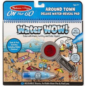 Water Wow – Around the Town Deluxe Water Reveal