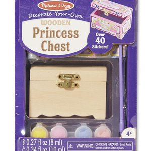 Princess Chest