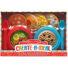 Create-A-Meal Fill 'Em Bowls