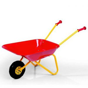 Kids Wheelbarrow (RED)