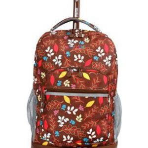Autumn Rolling Backpack (Med) (46X32X22CM)