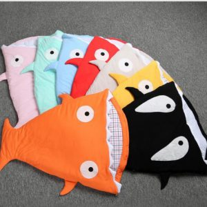 Baby Shark Sleeping Bag (83X65cm)
