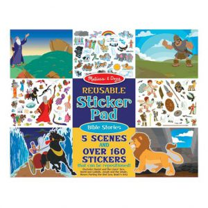 Reusable Sticker Pad – Bible Stories