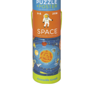 Space 200pc Puzzle & Poster