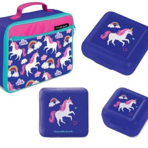 Lunchbox Set of 6 Unicorn