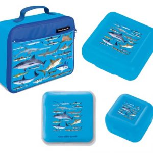 Lunchbox Set of 6 Sharks