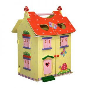 Fantasy Fields – Magic Garden Hand Carry Doll House (Mini)